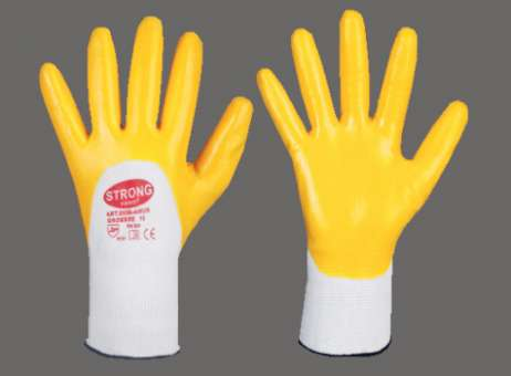 Nitril Handschuh Amur