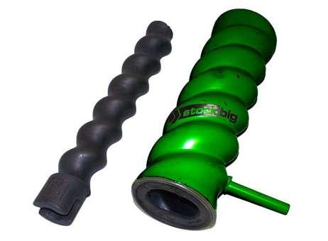 >stockbig® Mantel & Schnecke D4 1/2 Leistung SPIRAL