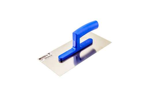 """Glättekelle """"KOMPAKT"""" 280 mm, rostfrei, mit PVC-Griff"""