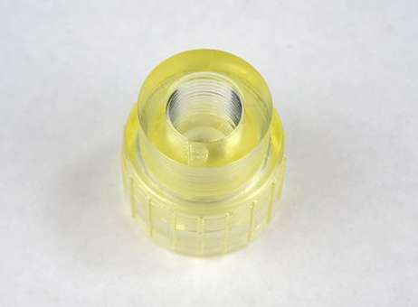 Kunststoff-Reduktionsnippel 1/2 Zoll