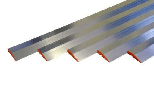 5-teiliges Trapez-Profil-Kartätschen-Set aus Alu