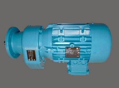 Getriebemotor mit Neigungsschalter 5,5 kW 400U/min