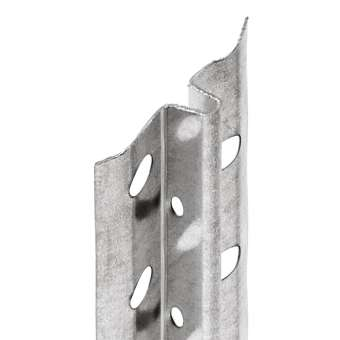 4102 Schnellputzprofil, Innenputz, Putzstärke: 13 mm, 250 cm