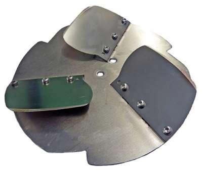 ROKAMAT 22300 Schabeteller Ø=200mm