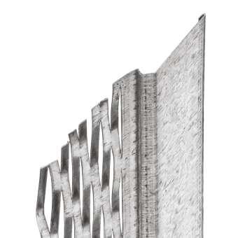 7000 Dehnfugenprofil, Innen- u. Außenputz, Putzstärke: 14 mm, 250 cm