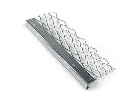 4205 Putztrenn- /abschlussprofil, Innenputz, Putzstärke: 13 mm, 250 cm