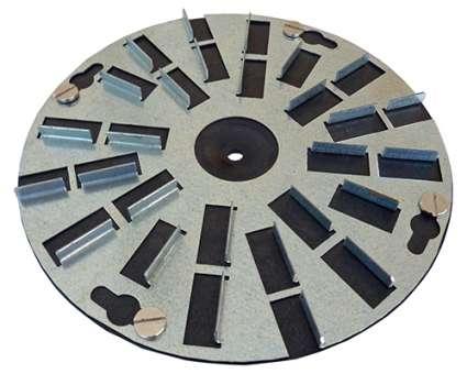 ROKAMAT 25200 Rabott-Aufsatz Ø=200 mm