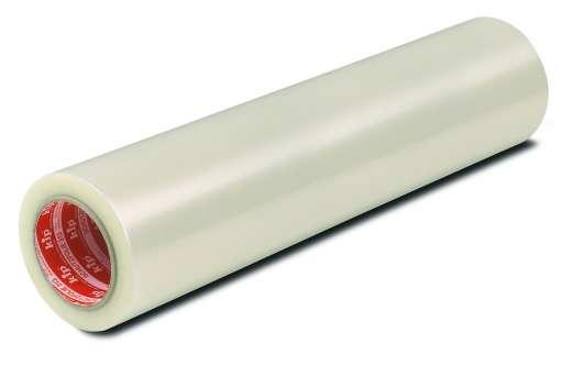 513-11 Schutzfolie, selbstklebend, transparent, Karton (mit 6 Rollen), 500 mm, 100 m, Karton
