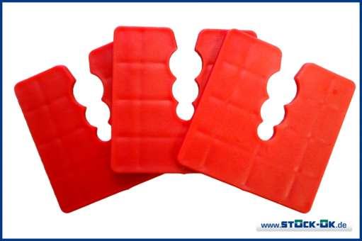 PVC - Abstandshalter für WDVS - Sockelprofile