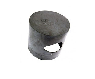 Gummitopf für Auslaufbock