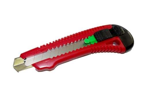 Cutter-Messer mit 18 mm Abbrechklinge