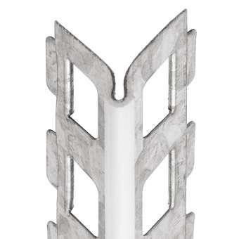 6000 Kantenprofil, Außenputz, Putzstärke: 7 mm