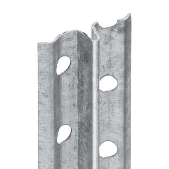 4100 Schnellputzprofil, Innenputz, Putzstärke: 6 mm