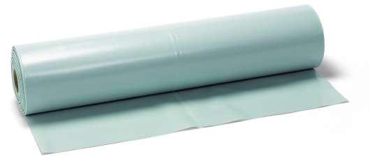 Tenno LDPE Abdeckfolie, transparent trüb, 50 my, 4 x 50 m