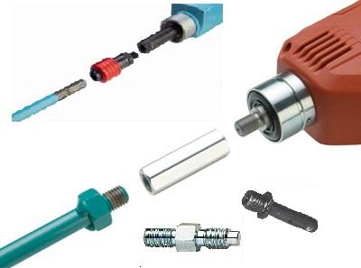 Collomix Adapter / Verlängerungen