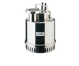 HOMA H 501 WA Schmutzwasser-Tauchpumpe mit Schwimmer