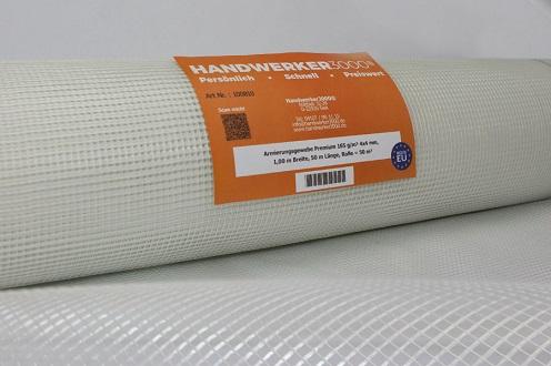 Armierungsgewebe Premium für WDVS 165 g/m² 1,00 m