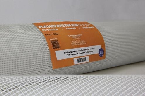 Armierungsgewebe Premium für WDVS 165g/m² 1,10 m