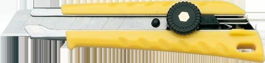 OLFA Cutter-Messer mit 18 mm Abbrechklinge