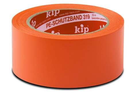 319 PE - Schutzband, glatt, 33 m