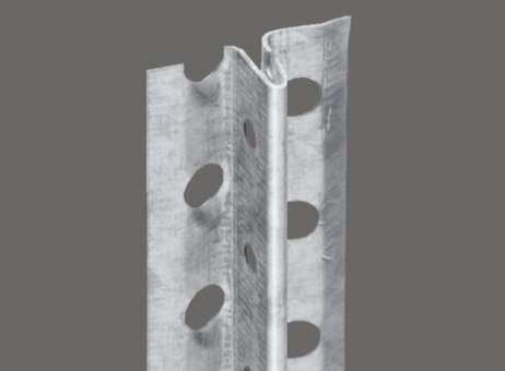 4101 Schnellputzprofil, Innenputz, Putzstärke: 10 mm