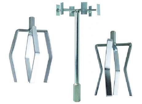 Collomix Mischwerkzeuge, diverse Ausführungen