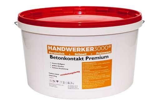 Betonkontakt verarbeitungsfertig PREMIUM 20 kg/Eimer