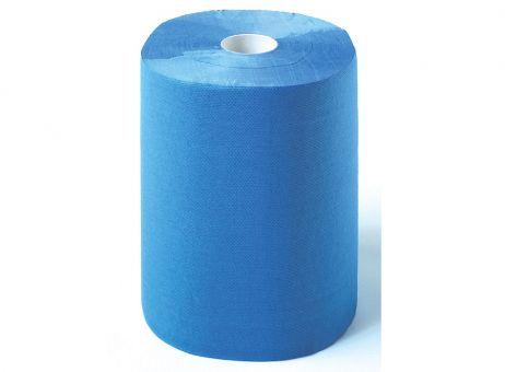 Multiclean plus Putztuchrolle blau 2-lagig, Menge 2 Rollen