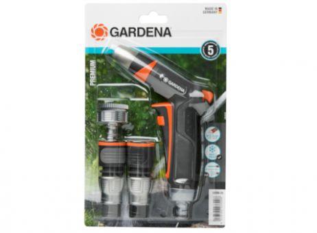 GARDENA Premium Grundausstattung zur Bewässerung, 5-teilig