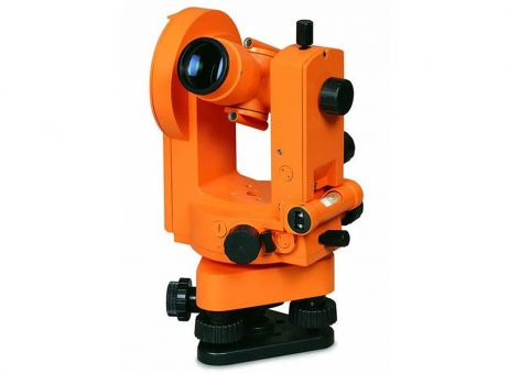 FET 500, optisch-mechanischer Bautheodolit
