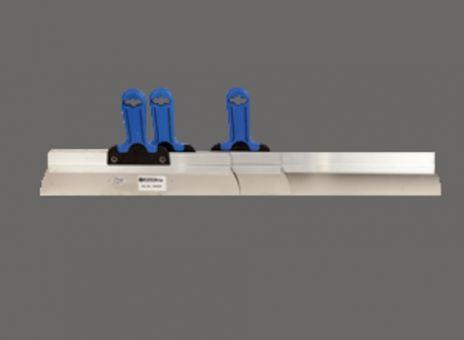 Flächenspachtel, rostfrei, mit Kunststoffgriff, verschiedene Ausführungen