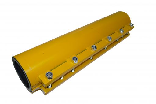 >stockbig® Mantel/Stator R7-3, mit integrierter Spannleiste