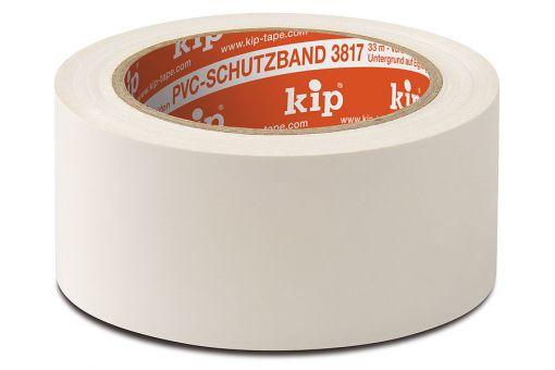 3817 PVC-Schutzband, weiß, 50 mm, 33 m