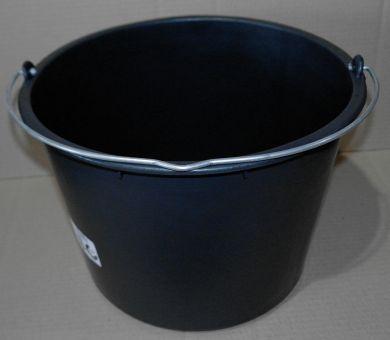Baueimer / Mörteleimer aus Kunststoff, diverse Ausführungen