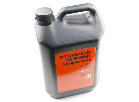 Synthetic-Öl für Silomat 5 l