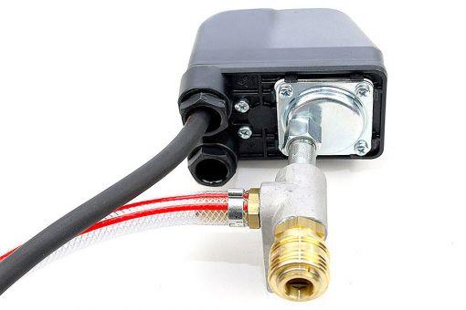 Druckabschaltung, Nachrüstsatz für Luftkompressor K2