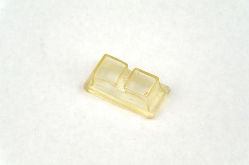 Plastikabdeckung für Luftkompressor K2 (eckig/oval)