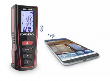 Vector 60 Laser-Entfernungsmesser