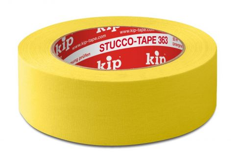 363 Stucco-Tape, 50 m lang, Abdeckband für Stuckateure, verschiedene Varianten
