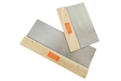 Flächenspachtel Holz