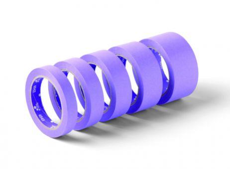 SensiCore Abdeckklebeband bis 100°, 30 mm x 50 m violett