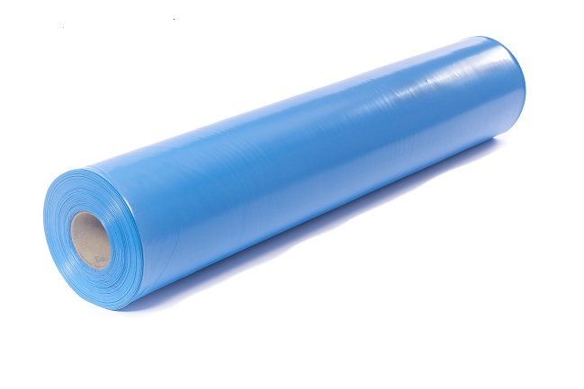 PE Dampfbremsfolie blau, diverse Ausführungen