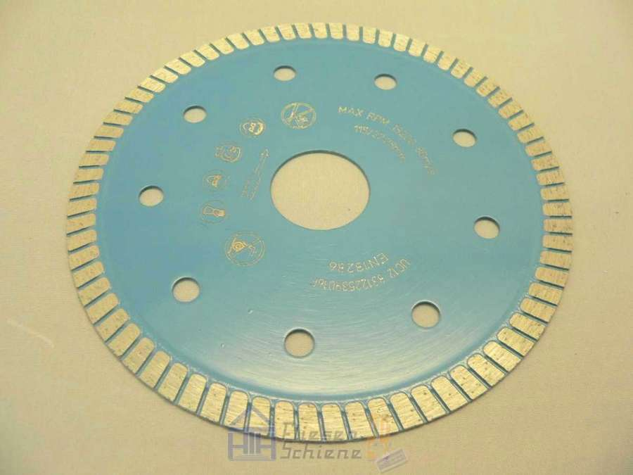 Clever Diamant-Trennscheibe 3933 / 125 mm