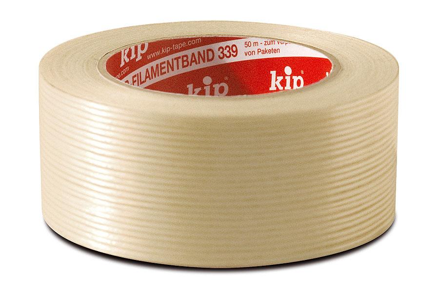 KARTON KIP 339-45 PP-Filamentband (1Kt.=18 Ro.)