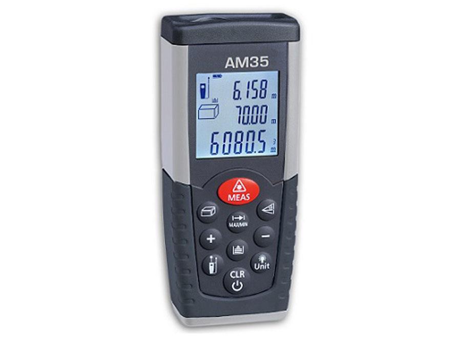 Metofix AM35 Laser-Entfernungsmesser