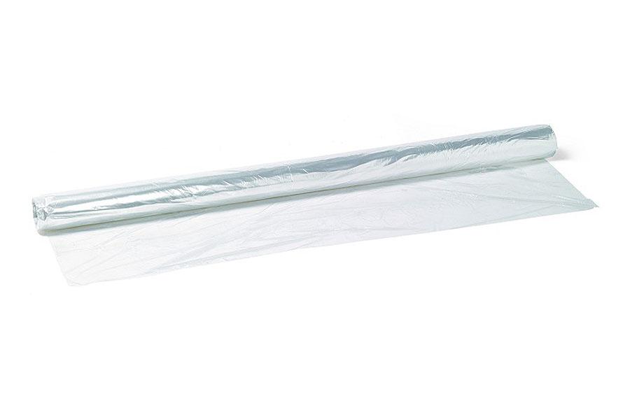 Tenno LDPE Abdeckfolie, transparent, 15 µm, 2 x 50 m