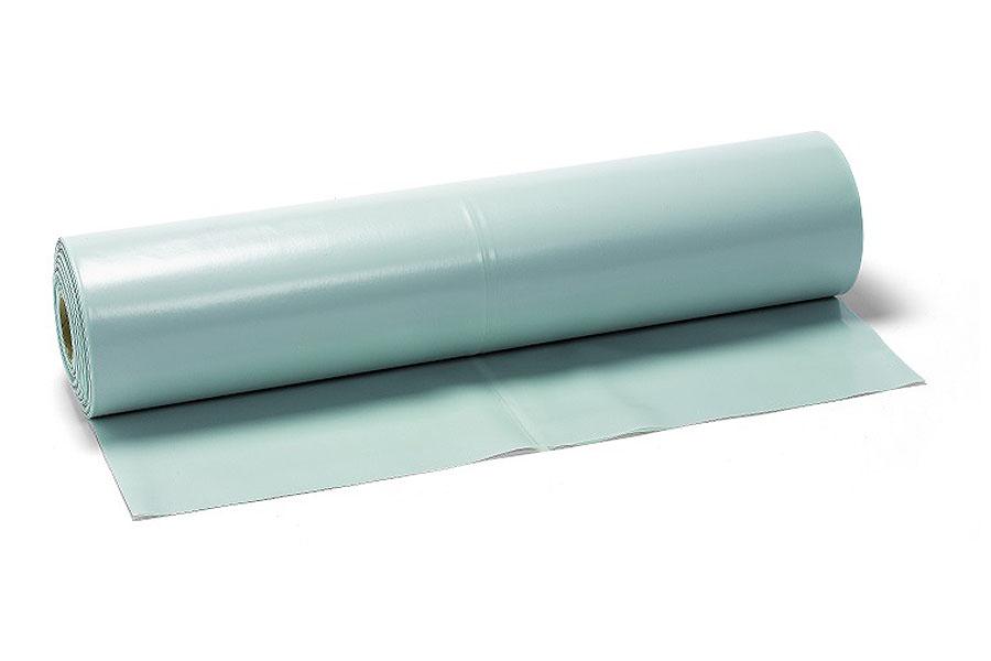 Tenno LDPE Abdeckfolie, transparent trüb, 50 µm, 4 x 50 m