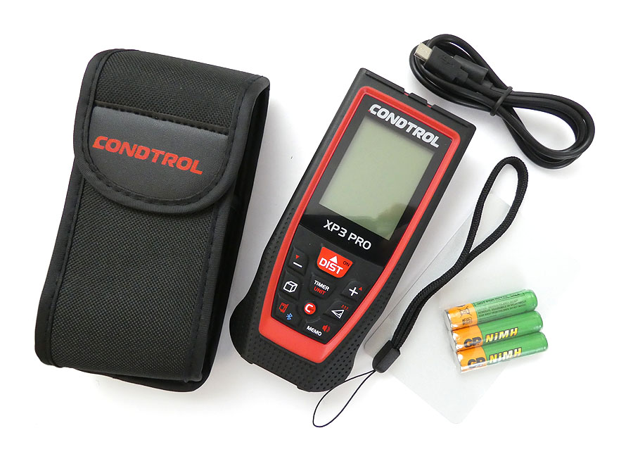 XP3 Pro Laser-Entfernungsmesser