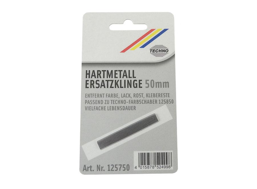 FRIESS Farbschaberklinge Hartmetall 50mm