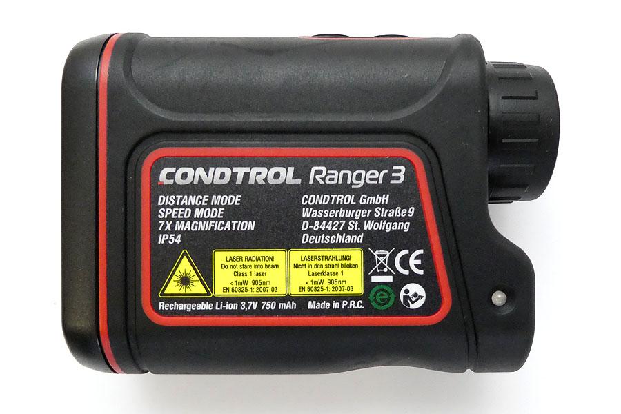 CONDTROL Laser-Entfernungsmesser Ranger3 mit Neigungsmesser